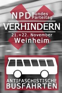 WEINHEIM Bus